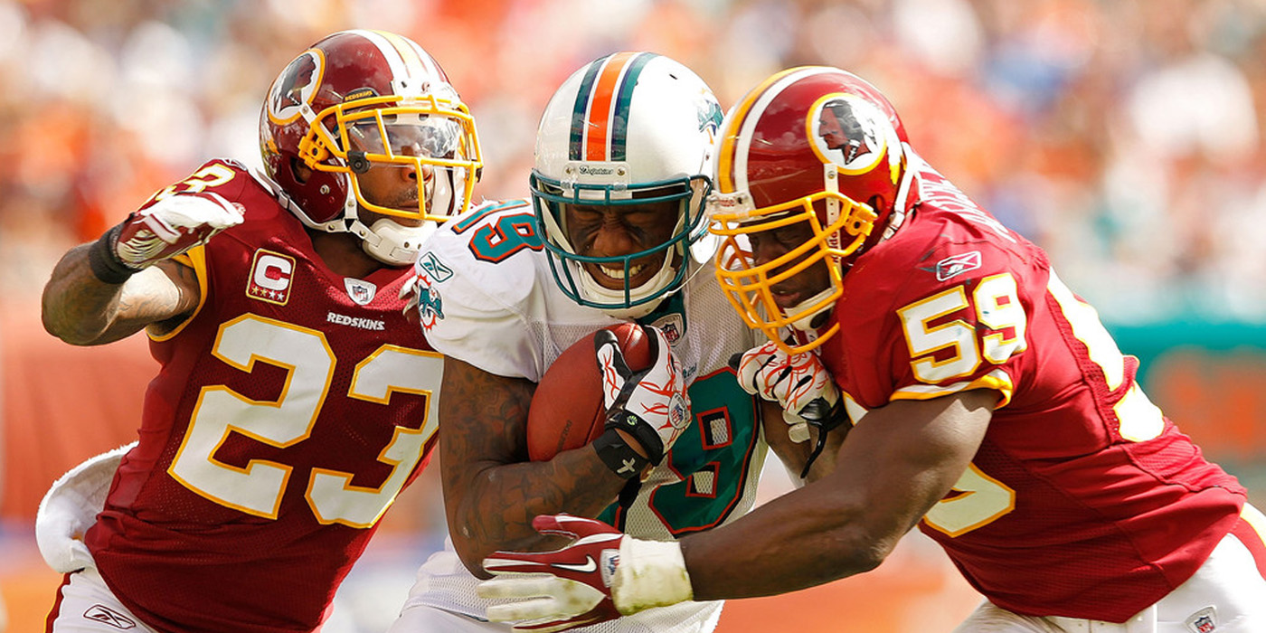 buy online 6bd01 05fb7 2019 Washington Redskins at Miami Dolphins 10/12 – 10/14 ...